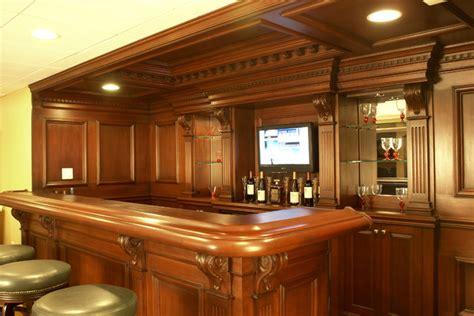 Residential Bars Custom Residential Bar