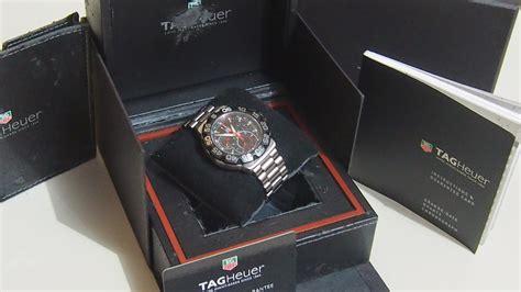Harga Jam Tangan Merk Vr sold tag heuer formula1 chronograph quot cah1010 quot jual