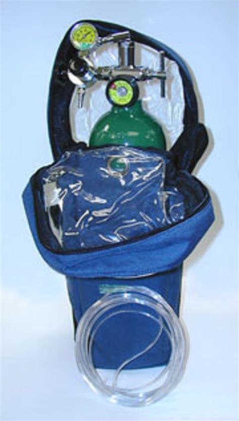 Mada Bag mada oxy uni pak in shoulder bag with md oxygen cylinder