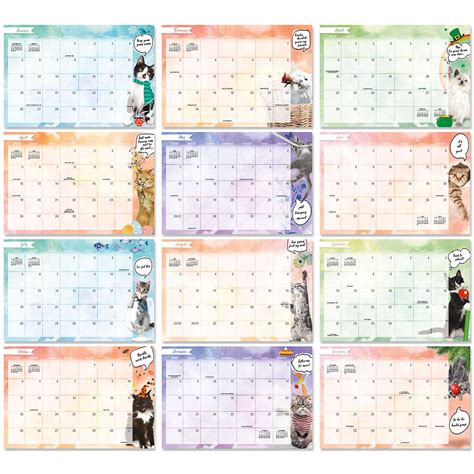 cattitudes desk calendar current catalog