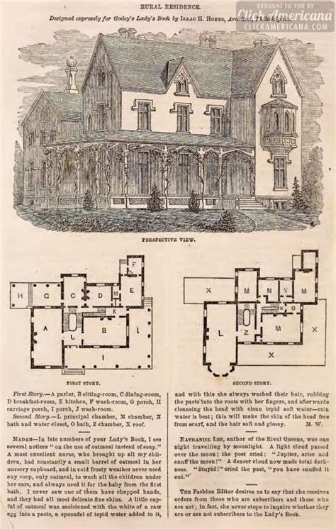 vintage home floor plans 79 best vintage house plans 1800s images on
