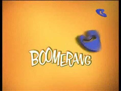 Boomerang Network Powerpuff