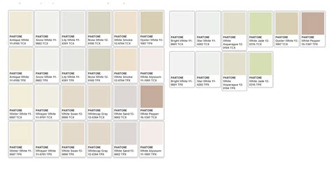 Best Colour Names by Whites October Sky