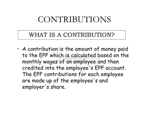 epf employers contribution rate increase to 13 1 dhr 110 week 12 13 employees provident fund act 1991