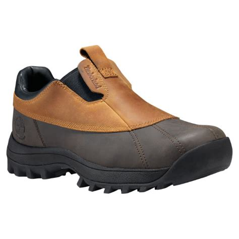 timberland s canard waterproof slip on shoes