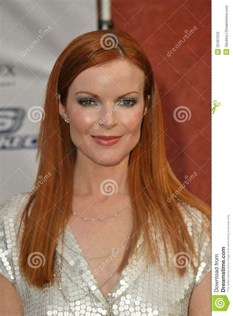 marcia cross z mężem marcia cross editorial image image of hollywood