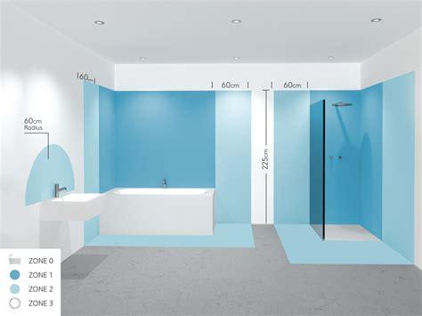 badezimmer zone 0 welche sicherheitszonen gibt es im badezimmer f 252 r