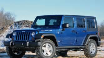 Jeep Wrangler Unlimited 2009 Review 2009 Jeep Wrangler Unlimited Rubicon 4x4 Autoblog