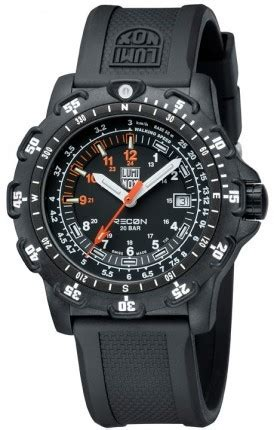 Luminox Black Shoot luminox recon point 45mm soldier systems daily