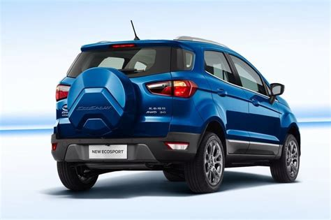 price of ford ecosport diesel in india ford ecosport 2017 india launch price specifications