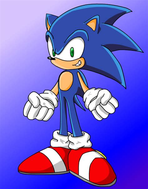 wallpaper cartoon sonic sonic the hedgehog by lythero on deviantart