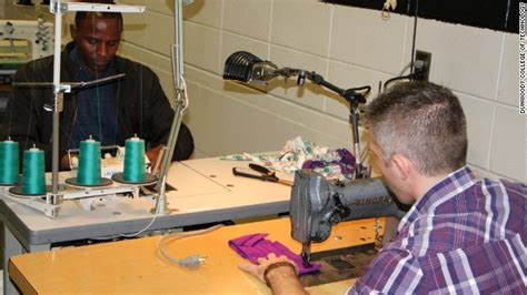 sewing classes bring trades back to schools of