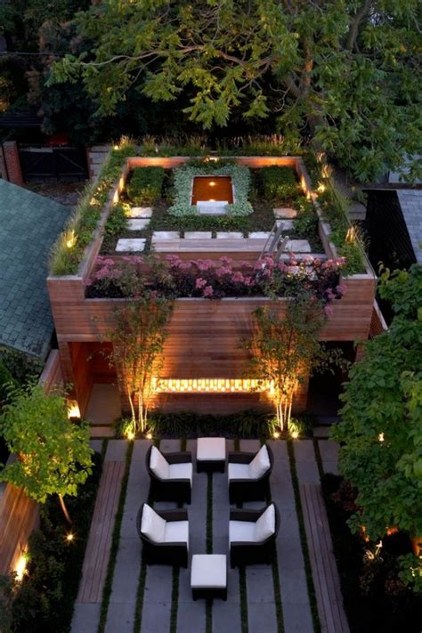 incredible green roof designs