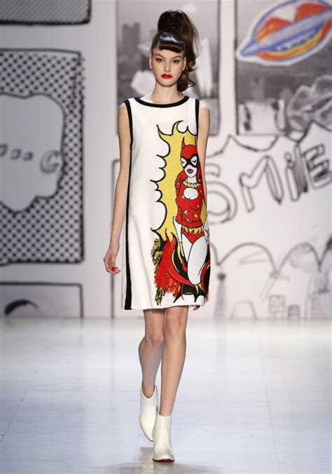 Japanese Designer by Japanese Designer Tsumori Chisato With Attractive Comic