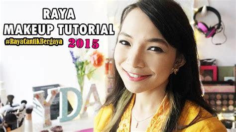 tutorial makeup raya wiida malaysia beauty blogger raya makeup tutorial
