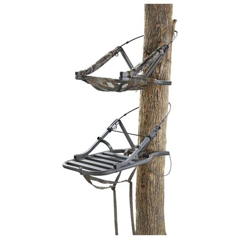 summit specialist sd climber tree stand realtree ap