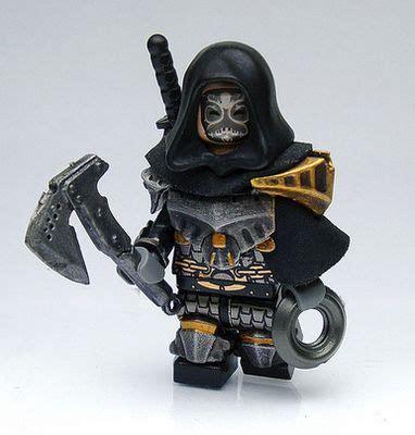 Dodge Tomahawk With Figure assassin discreed custom minifigure custom lego minifigures