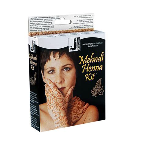 henna tattoo purchase buy jacquard mehndi henna kit