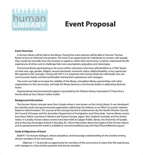 proposal format event management sle event proposal template 25 free documents in pdf