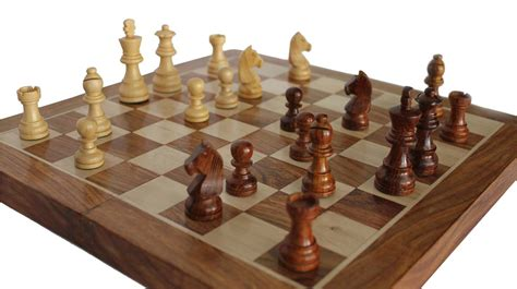 Handmade Wooden Chess Set - wholesale 14x14 inch chess set bulk buy handmade wooden