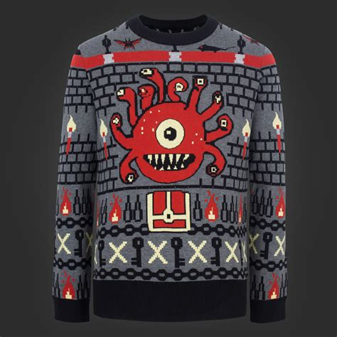 Sweater Dungeons And Dragons Hitam a lord s guide to the holidays dungeons dragons