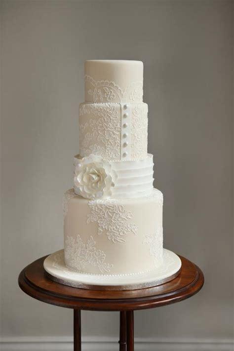 Wedding Cake Zoe Clark by The Professional Cake Decorating Techniques You Must