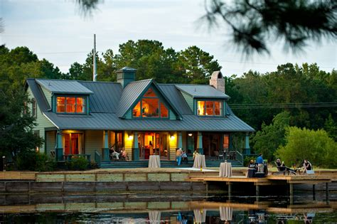 The lake house at bulow charleston county parks and recreation