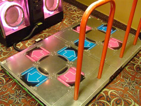 Ddr Mat by Or Soft Pads Revolution Bomb