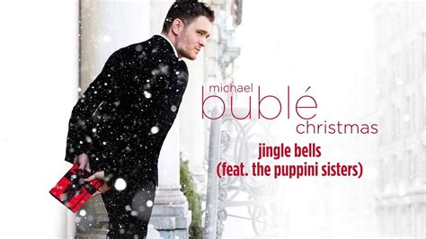michael buble jingle bells ft  puppini sisters