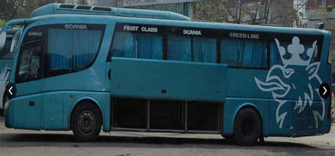 greenline bus services book ticket   bangladesh