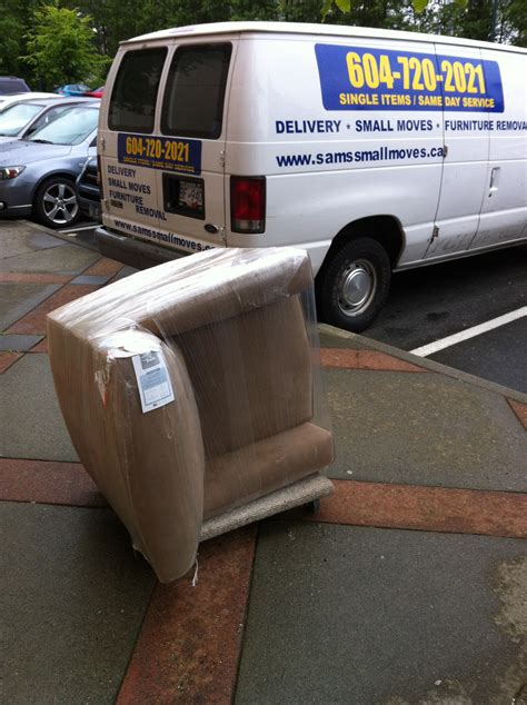 sofa delivery and removal furniture delivery furniture taxi mover sam s small