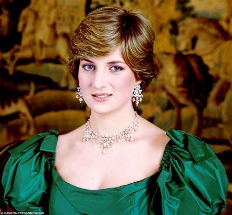 Diana Set Princess the glittering diamonds that were diana s best friends