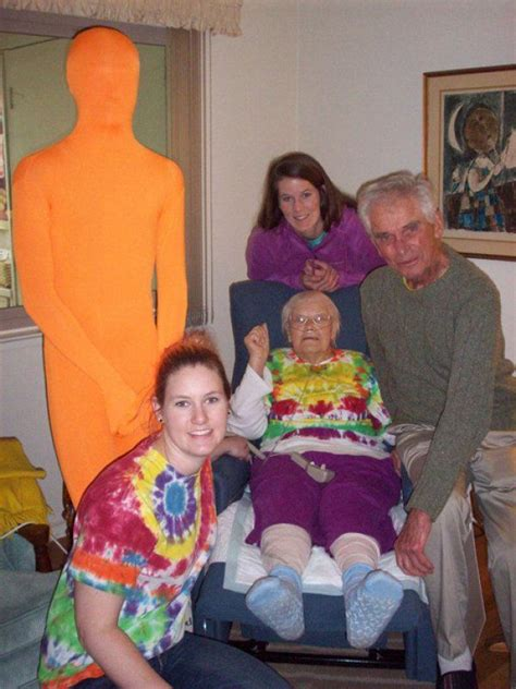 8 Funniest Families by Orange Suit And Makes For Strange Family