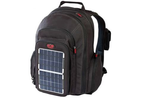 Picard Solar Bag Keeps Gadgets Juiced Up by 7 Green Gadgets For Your Next Outdoor Adventure