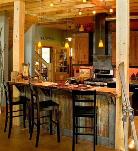 western rustic home decor western rustic kitchen images modern home design and decor