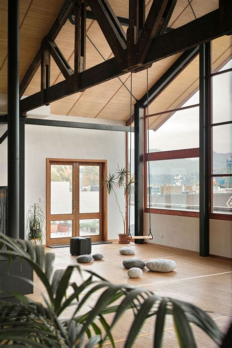 wonderful Home Renovation Ideas Interior #1: Industrial-modern-home-renovation-in-New-Zealand-with-a-spacious-interior.jpg