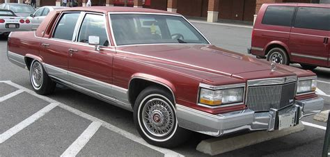 where are cadillacs made cadillac brougham