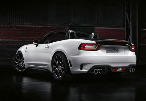 fiat abarth 124 spider the awesomer