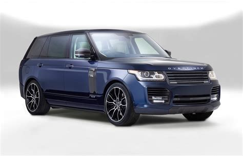 land rover bespoke overfinch unveils manhattan london bespoke range rovers