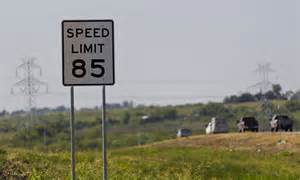 speed limit 85 map 85 mph speed limit photo 299527 automotive