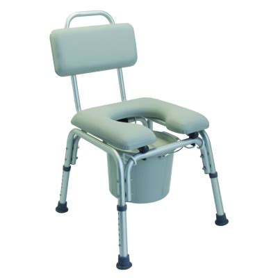 Invacare Geri Chair Parts by Platinum Deluxe Padded Commode Bath Seats 7946a