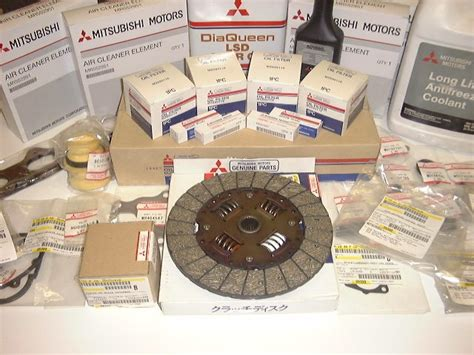 mitsubishi oem genuine parts