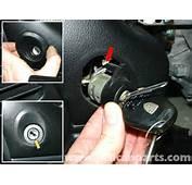 Porsche 911 Carrera Ignition Switch Steering Lock