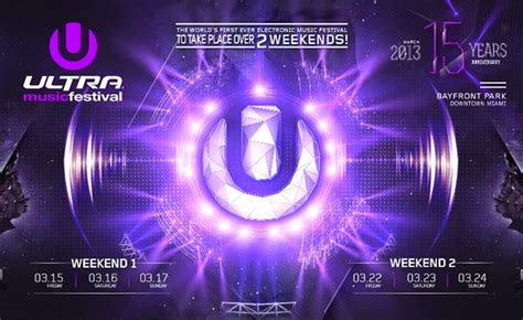 Ultra Music Festival Ticket Giveaway - ultra music festival weekend 2 day 1 live stream daily beat