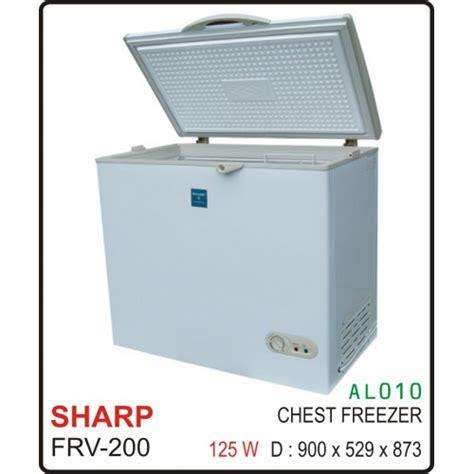 Freezer Sharp 500 Liter sharp freezer frv 200 fargo2001