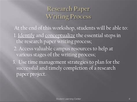 powerpoint research paper research paper powerpoint