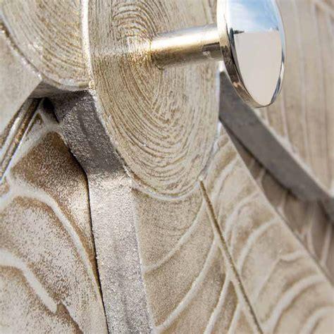 pomelli appendiabiti appendiabiti da muro di design a forma di palma a 5