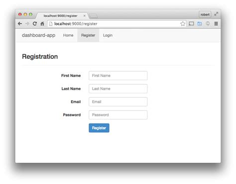 javascript tutorial login page tutorial build an app with angularjs node js and