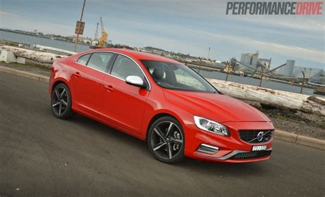2014 volvo s60 t6 r design 2014 volvo s60 t6 r design review performancedrive
