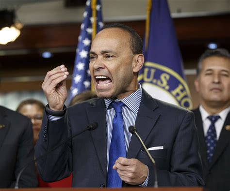 Luis Gutierrez Office by Illinois Congressman Arrested After Refusing To Leave